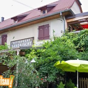 Sandkischt : un très bon restaurant alsacien à la Robertsau