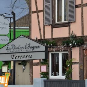 Les restaurants de la Robertsau (spécial été) : Le Violon d'Ingres