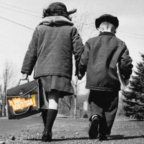 Bonne rentrée 2015 à tous les enfants de la Robertsau