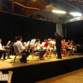 Rentrée de l'école de musique de l'Harmonie Cæcilia