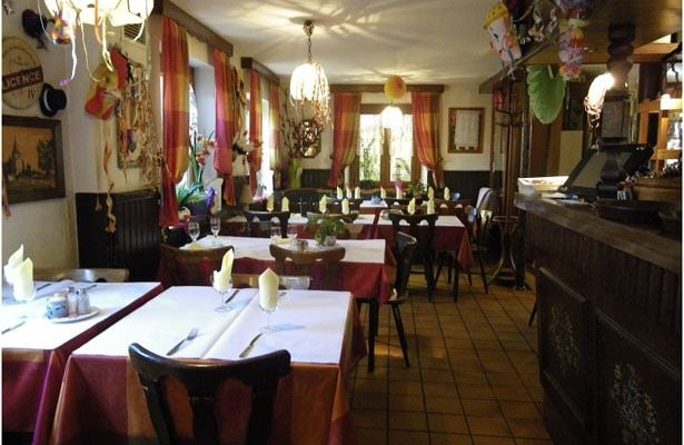 Le restaurant Sandkischt a son site internet