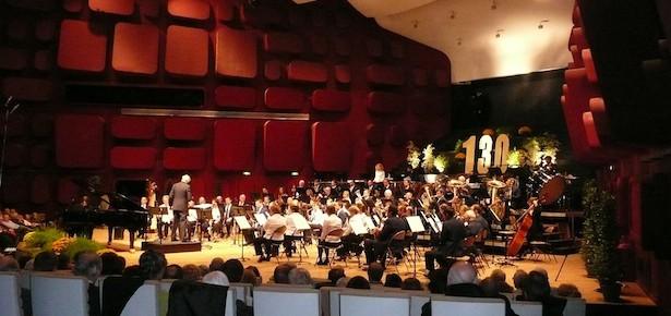 Grand concert de l'Harmonie Cæcilia de la Robertsau