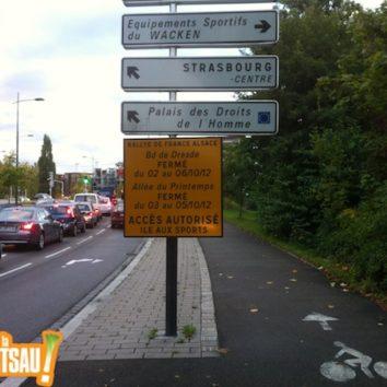 Rallye d'Alsace : le barnum au Wacken c'est maintenant !