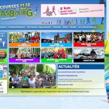 Courses de Strasbourg 2013