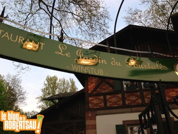 Restaurant Au Jardin Du Pourtales L Auberge Espagnole