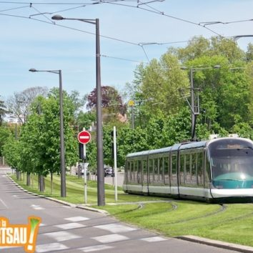Tram E : en avant pour 3 stations et 14 millions d'€ !