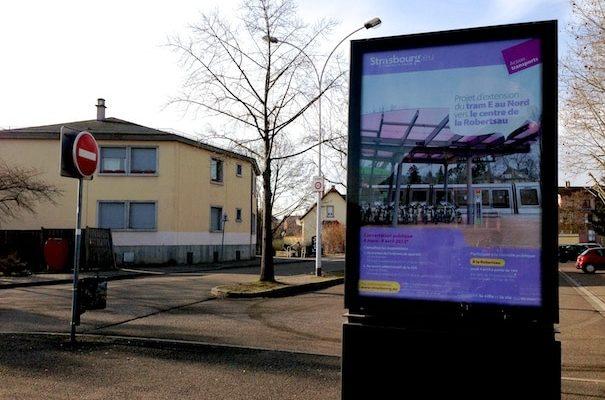 Faut-il prolonger le tram au-delà de la Rue Mélanie ?