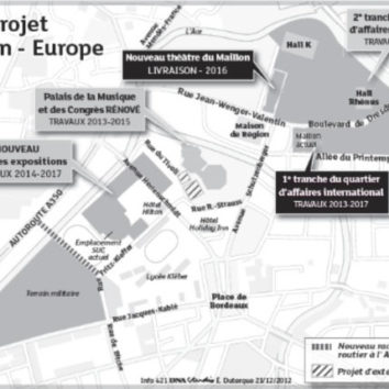 Projet Wacken - Europe : où en est-on ?