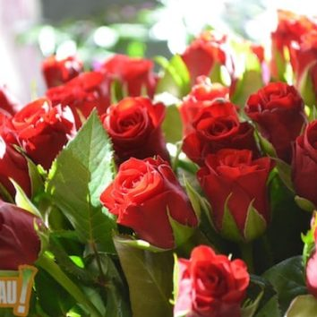 """Fleuriste """"Au gré du vent"""" : leurs conseils pour bien choisir son bouquet à la Saint Valentin"""