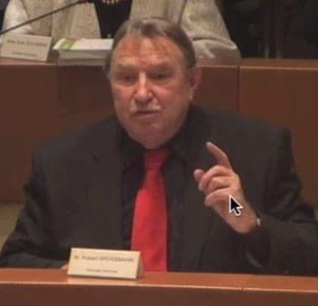 Dernier conseil municipal de Robert Grossmann