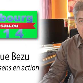 """Municipales Strasbourg 2014 : Dominique Bezu """"Osons le bon sens en action"""""""