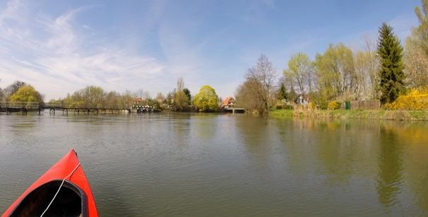 Le printemps au fil de l'eau
