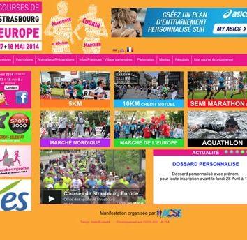 Les Courses de Strasbourg 2014