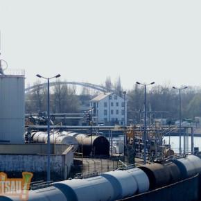 Exercice au port aux pétroles : circulation perturbée