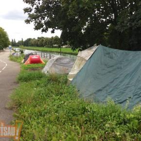 """Quel avenir pour le """"camping de la Robertsau"""" ?"""