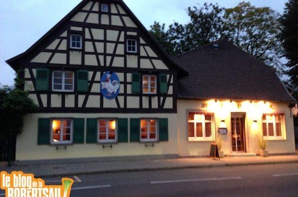 Restaurant de la Robertsau : Le Coq Blanc