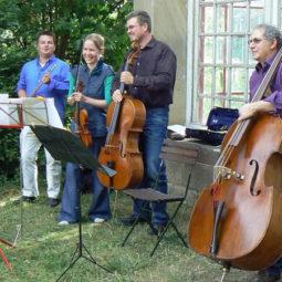 Concert des Strasbusker au Lieu d'Europe le dimanche 8 juillet à 18h00