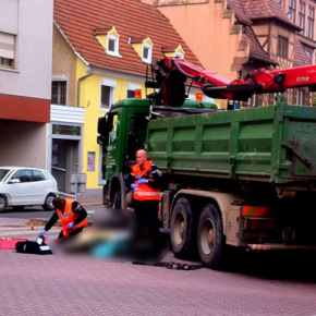 Accident au carrefour Boecklin - Mélanie : la cycliste décédée