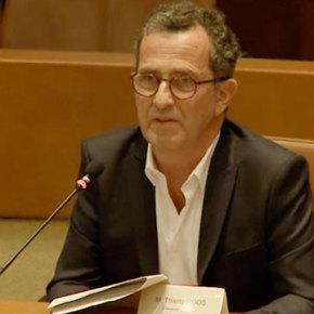 Géothermie : réaction du conseiller municipal Thierry Roos