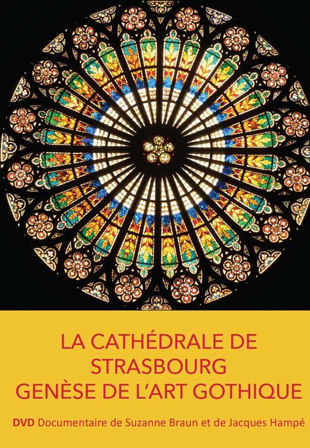 DVD-La-cathédrale-de-Strasbourg,-genèse-de-l'art-gothique'