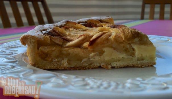 La tarte aux pommes fait sa promo