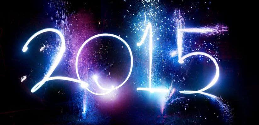 Merveilleuse année 2015