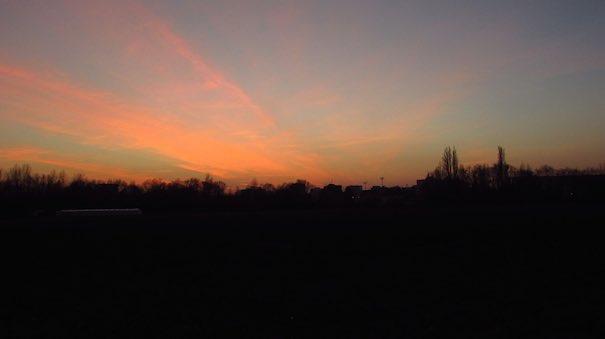 coucher de soleil  5