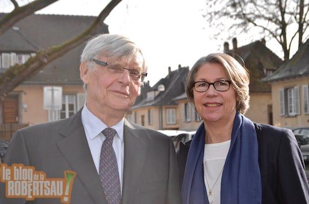 Départementales 2015 : Les candidats de la majorité alsacienne pour le canton 4