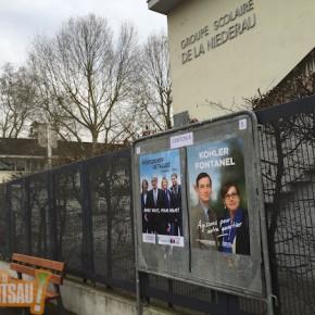 Aux urnes citoyens : deuxième tour