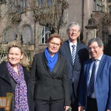 Iwona Cichalewska et Bertrand Hirtz : ils veulent créer la surprise de cette campagne