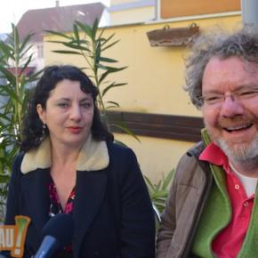 """Lucie D'Apote et Pierre Schweitzer apportent leur soutien """"personnel"""" à Christel Kohler et Alain Fontanel"""