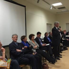 Géothermie : l'avis des conseillers départementaux du canton