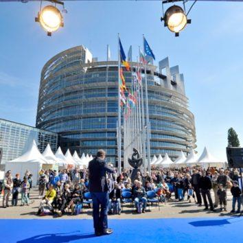 Portes ouvertes au Parlement Européen de Strasbourg