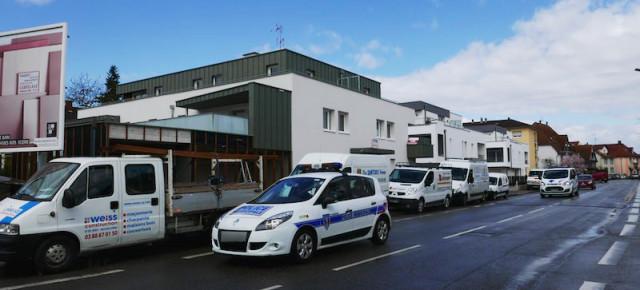 Et si on demandait aux ingénieurs du CNES* de s'occuper de la gestion des chantiers à la Robertsau ?