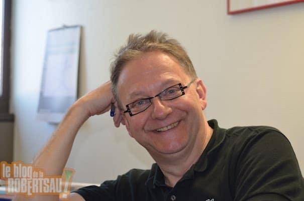 [entretien] Géothermie profonde : Alain Jund veut faire le bonheur des Strasbourgeois malgré eux
