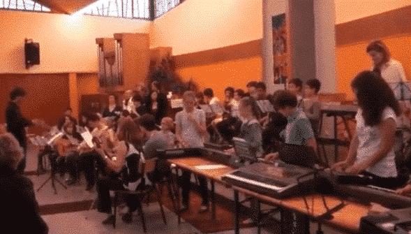 Ecole de musique de la Robertsau : c'est le temps des inscriptions