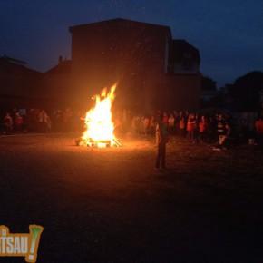 Les Scouts et Guides de France de la Robertsau fêtent l'été
