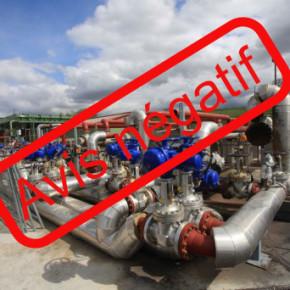 Géothermie profonde : avis négatif pour le Port aux pétroles
