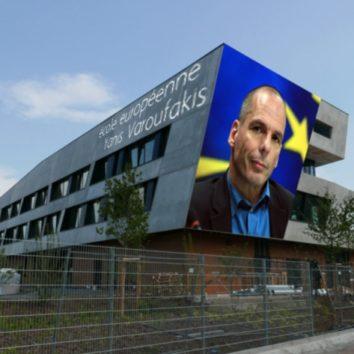 Et si on appelait l'école européenne Yanis Varoufakis ?