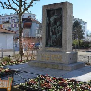 8 mai : avec le Souvenir Français de la Robertsau