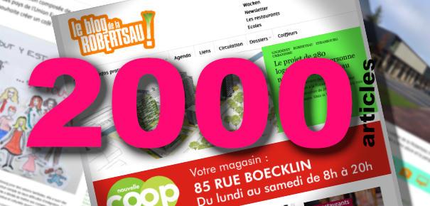 2000 articles