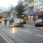 Accident rue Boecklin