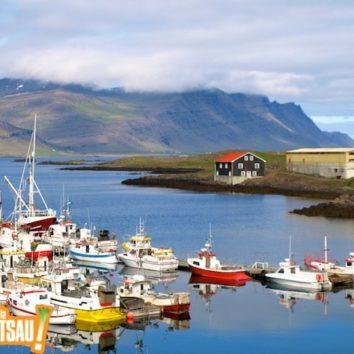 Regards croisés sur l'Islande