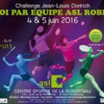 8e challenge Jean-Louis Dietrich : ASL Badminton