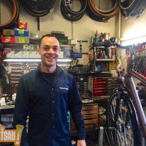 Votre vélo prêt pour le printemps à la Robertsau : les conseils de Cédric !
