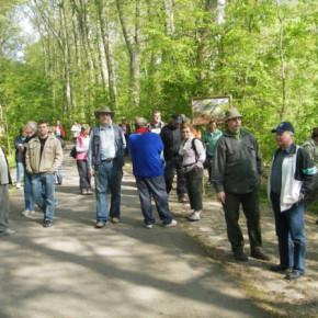 Balade découverte en forêt de la Robertsau avec les pêcheurs
