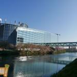 Les pistes cyclables du Parlement européen toujours fermées
