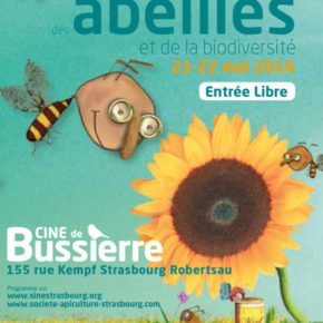 Festival des abeilles et de la biodiversité : samedi 21 et dimanche 22 mai 2016 au CINE de Bussierre
