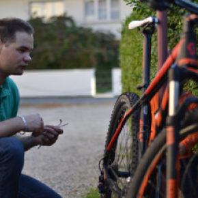Doc'bike... l'urgentiste de votre vélo qui vient à domicile