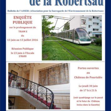 La Gazette de la Robertsau N° 88